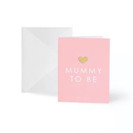 Wenskaart - Mummy to be