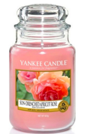 Yankee Candle - Sun-Drenched Apricot Rose Large Jar