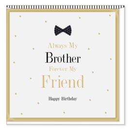 Always My Brother, Happy Birthday