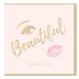 Hot Lips - Beautiful Birthday Girl!