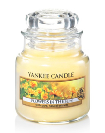 Yankee Candle - Flowers in the sun Small Jar