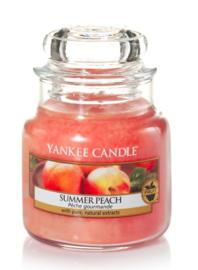 Yankee Candle - Summer Peach Small Jar