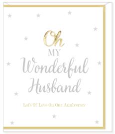 Oh My Wonderful Husband!
