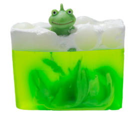 It's Not Easy Being Green Slice Soap