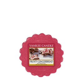 Yankee Candle - Frosty Gingerbread Tart