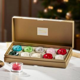 Holiday Sparkles - Tea Lights Palette