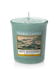 Yankee Candle - Misty Mountains Votive