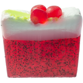 Xmas Pud Sliced Soap