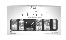 ABCDEF box