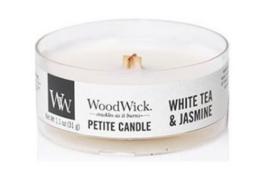 WoodWick Petite - White Tea & Jasmine
