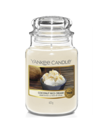 Yankee Candle - Coconut Rice Cream Large Jar