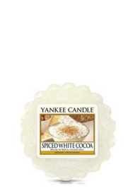 Yankee Candle - Spiced White Cocoa Tart