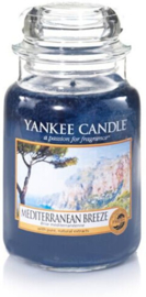 Yankee Candle - Mediterranean Breeze Large Jar