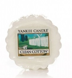Yankee Candle - Clean Cotton Tart