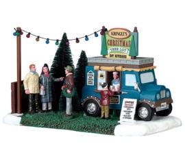 Kringle's Christmas Tree Lot