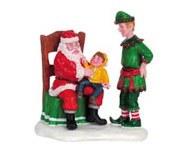 Santa Unmasked