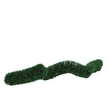Green Decorative Strip