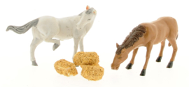Feed For The Horses, Set Of 6