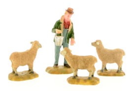 The Good Shepherd, Set Of 4