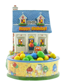 M&M's Birthday Party