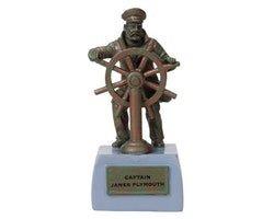 Sea Captain Statue