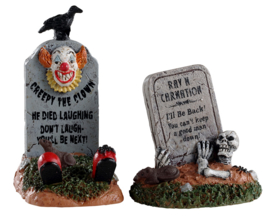 Crazy Headstones - NEW 2020