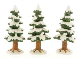 """7"""" Porcelan Pine Tree"""