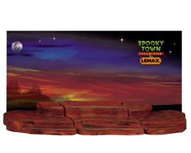 3-Foot Display Material - Spooky Town
