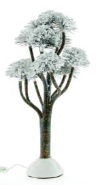 Shimmering Fiber Optic Pine Large