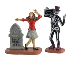 Undead Groove, Set Of 2 - NEW 2021