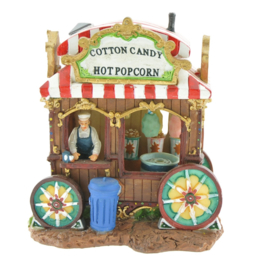 Cotton Candy - Popcorn