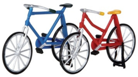 Bicycles, Set Of 2 (Self-Stand)