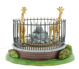 Giraf Cage