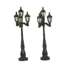 Old English Street Latern, Set Of 2