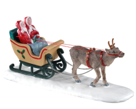 North Pole Sleigh Ride - NEW 2020