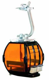 Gondel Omega IV Solar Black / Orange