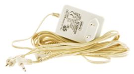 Ac Power Adaptor 4-Output Jacks - 3V