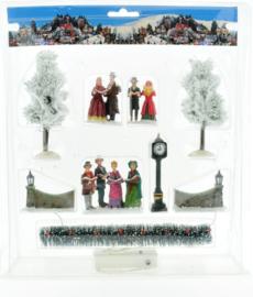 Figurines - Set 9 stuks