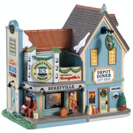 Berryville Bus Depot