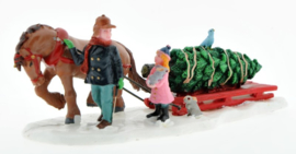 Bringing Christmas Home