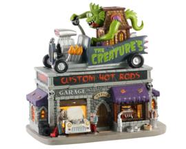 The Creature's Custom Hot Rod Shop - NEW 2020