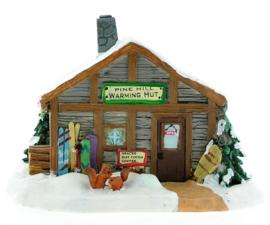 Pine Hill Warming Hut