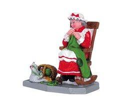 Mrs. Claus' Big Stocking