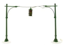 Village Main Street Stoplights