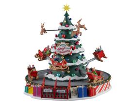 Santa's Sleigh Spinners - NEW 2021