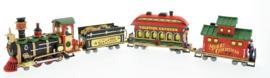 Yuletide Express, Set Of 16