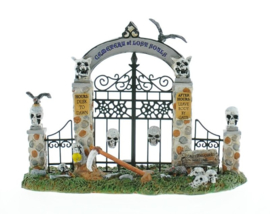 Cementery Gate