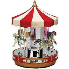 Mr.Christmas Grand Carousel
