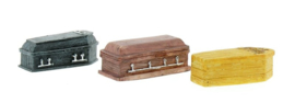 Coffin's, Set Of 3