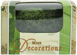 Decoratie Mos Groen